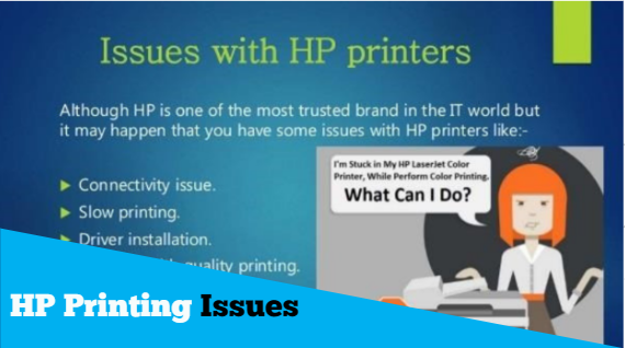 HP printer not Working